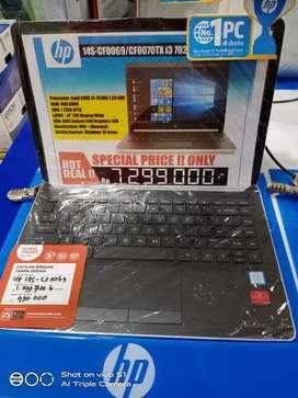 Bisa Kredit Leptop HP 14S-CF0069