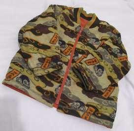 Jaket Branded untuk Anak usia 1-3 tahun, Merek : WASK Original