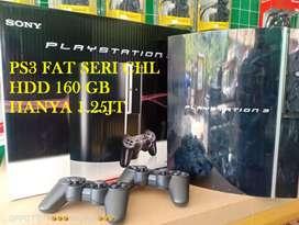 PS3 FAT SERI CHL 160 GB Full set