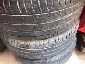 Michelin tyres 215/50/R17