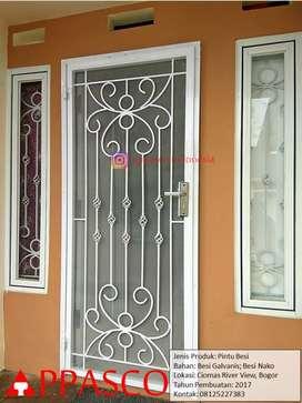 Teralis minimalis untul jendela atau pintu & jg bisa pagar