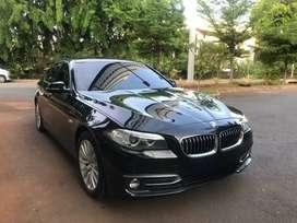 BMW 528i Luxury 2014 Facelift