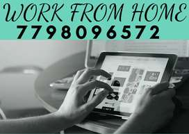 part tym full tym home based work on monthly