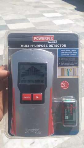 POWERFIX profi multi-purpose Detector new Germany made