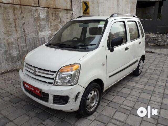 Maruti Suzuki Wagon R 2006-2010 LXI Minor, 2008, CNG & Hybrids 0