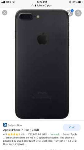 Iphone 7 plus 128 gb out of warranty