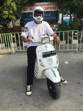 Dijual vespa type s 150cc tahun 2012