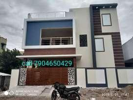 MURAli 3+3 BHK TWO PORTION RENTAL INCOME HOUSE SALE IN CHARAN MA NAGAR