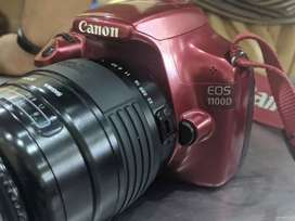 Canon 1100D and Japan sigma lens 200.mm