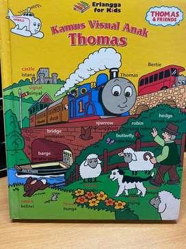 Thomas visual book