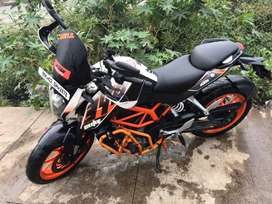 Duke 390 ABS urgent sell