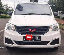 Wuling formo minibus 1.2 manual 2018/19 DP ceper termurah