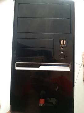 Iball Cabinet and PSU