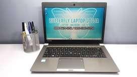 Laptop Desain Gaming Toshiba Portege Z30 Intel Core i7 Gen6 SSD 256GB