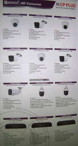 IMPORTED SECURITY CAMERAS ARE READY FOR SALE
