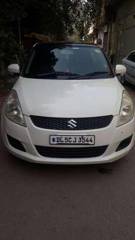 Maruti Suzuki Swift LXi 1.2 BS-IV, 2012, Petrol