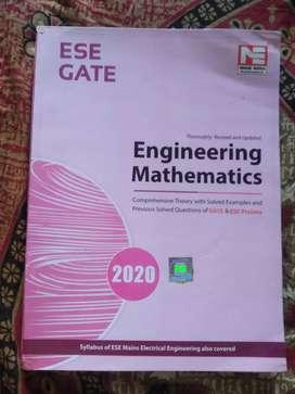 Gate Engineering Mathematics, IES,PSU,made easy book