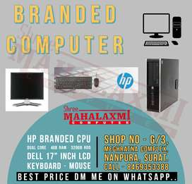 Full Set Computer Just 10,800/- Rs. // Cpu - 1 Year Warranty /