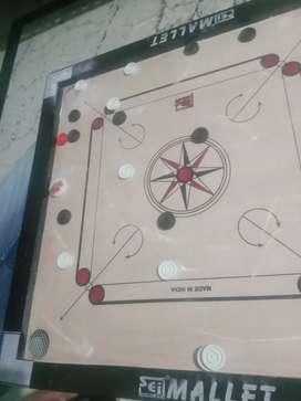 Karrom bord 26 inch out side,n, 24 inch inside