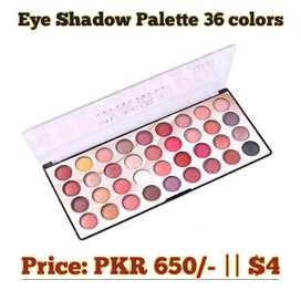 Eye Shadow Palette 36 colors
