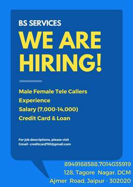 Urgent Requirement For Female Tele Callers With a Good Salary Package
