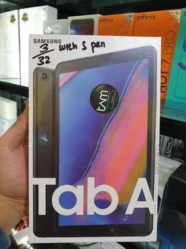 """Samsung Galaxy Tab A Plus 8"""" with SPen 3GB/32GB PULSA SHOP 28"""