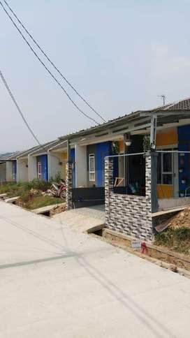 Rumah subsidi terbesar di Citeureup dekat Cibinong dan tol Jagorawi