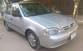 Suzuki Cultus EURO II 2013 on easy installment