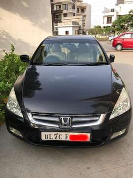 Honda Accord 2005 CNG & Hybrids Well Maintained