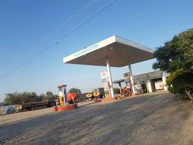 Petrol Pump for Sell