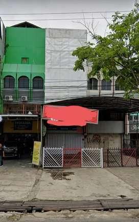Dijual Ruko di pusat kota Banjarmasin (CBD)