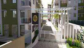 2 BHK Apartment for Sale at Amtala, D.H Road, Near Joka Metro