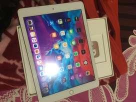 Ipad 5 rosegold fullset tipe wifi only