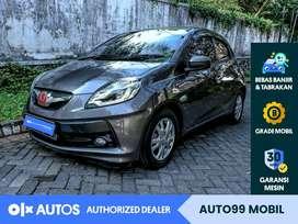 [OLX Autos] Honda BRIO 2015 Satya E 1.2 M/T TDP 14 JT saja #auto99