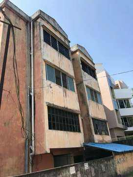 2BHK apartment with 2 bedroom,2bathroom,2 bslcony,1 hall and a kitchen
