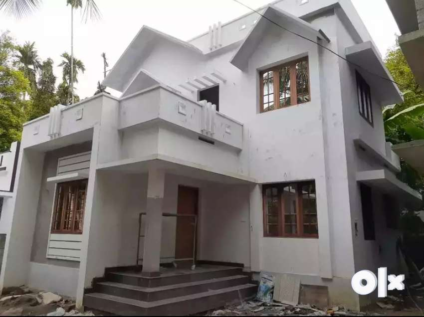 3 bhk 1250 sqft 3 cent new build house at edapally varapuzha area 0