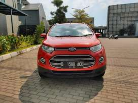 Dp 17 jt! Kredit murah Ford EcoSport Titanium 1,5 matic 2014 New look!