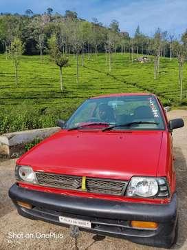 Maruti Suzuki 800 2007