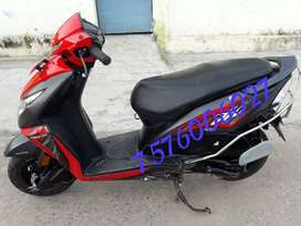 Good in new scooty