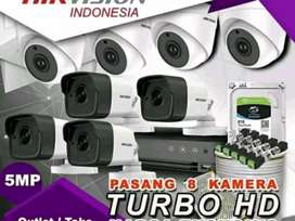 Paket promo kamera cctv online hd terbaik