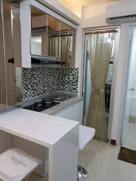 Diatas mall bassura city 2BR full furnished  disewakan