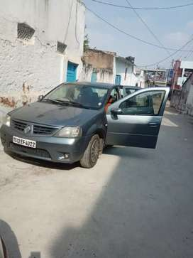 Mahindra logan neat condition car   power steering