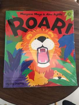 Buku Import Roar