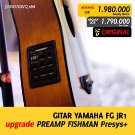GITAR YAMAHA FG JR1 PREAMP FISHMAN Presys+