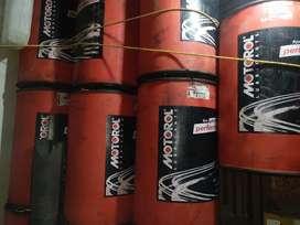 Oil barrel 210 liter