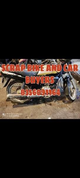 Scrap scooter buyers