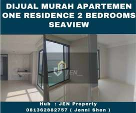 Dijual Murah Apartment One Residence