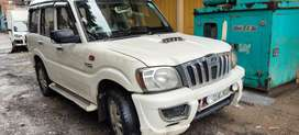 Mahindra Scorpio Diesel well maintained suv all tyre is good
