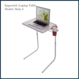 Laptop Table, Computer Table, Table Mate IV, Provides you comfort
