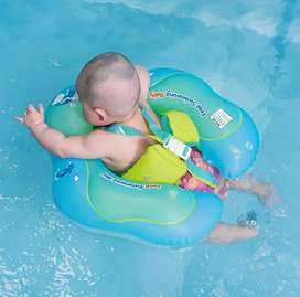 Baby swimming tube